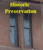 Historic Preservation - Restored Stained Glass